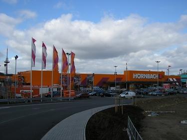 Hornbach Kiel hausemann gmbh ingenieur montagebau references